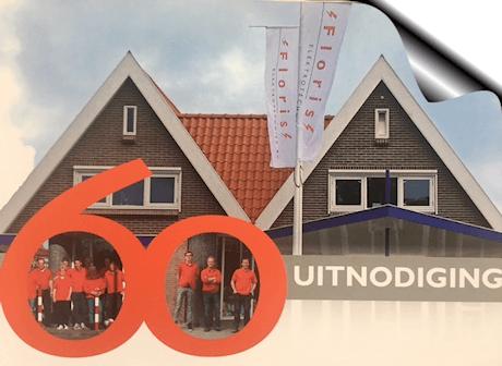 Floris Elektrotechniek 60 jaar