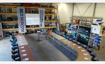 Klantenmiddag bij Kaandorp-Wijnker Elektrotechniek