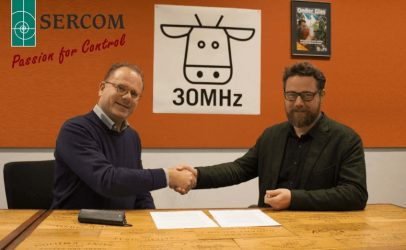 [Английский] SERCOM and 30MHz Partnering Up — press release