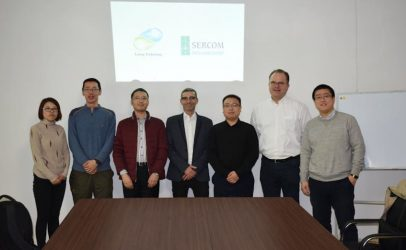 Cooperation SERCOM and Lancq Technology
