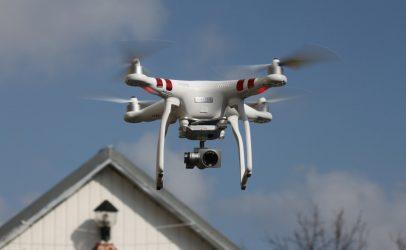 Gebr. Pletting prijswinnaar drone-vlucht