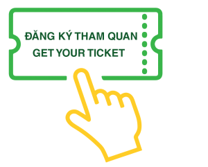 Tickets HortEx Vietnam 2019