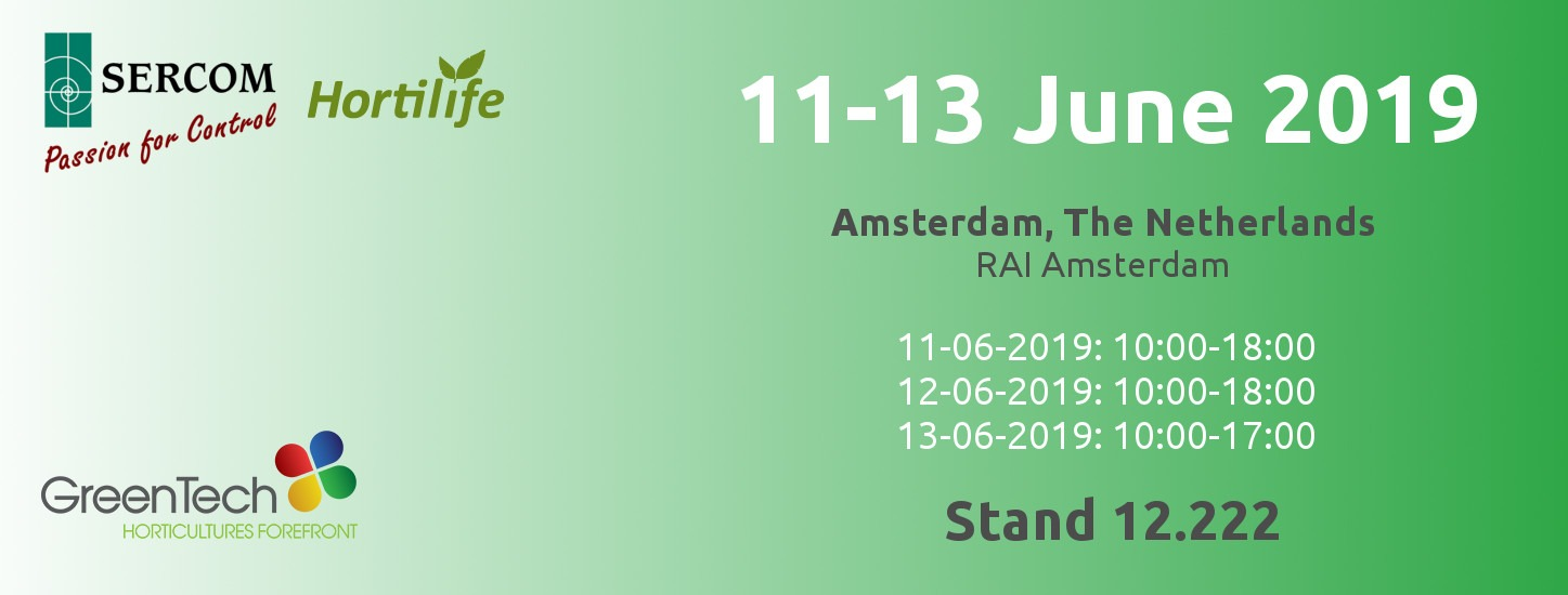 GreenTech Amsterdam 2019