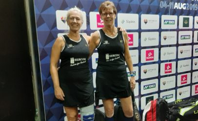 World Senior Badminton Championships 2019 Poland