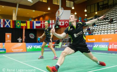 [Английский] Tabeling and Piek winners of Dutch Open 2019