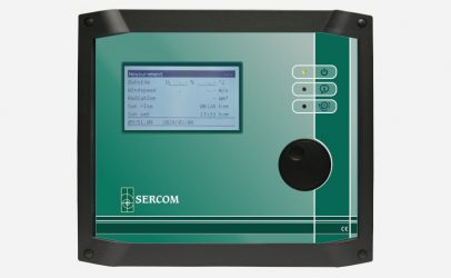 NEW: SC400 – affordable and accurate control of irrigation and climate