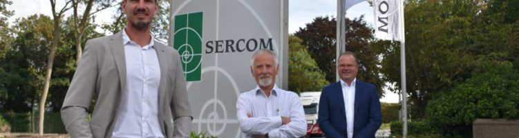 Montera Techniek becomes a Sercom dealer