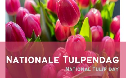 Nationale Tulpendag 2021