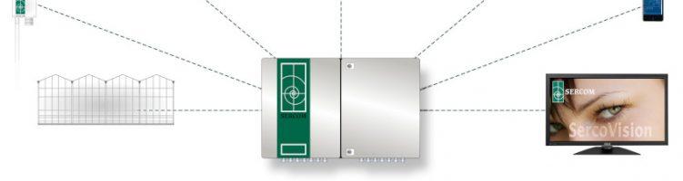 Universeel toepasbare draadloze RS485-verbinding